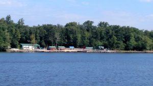 Camp Comer Lake